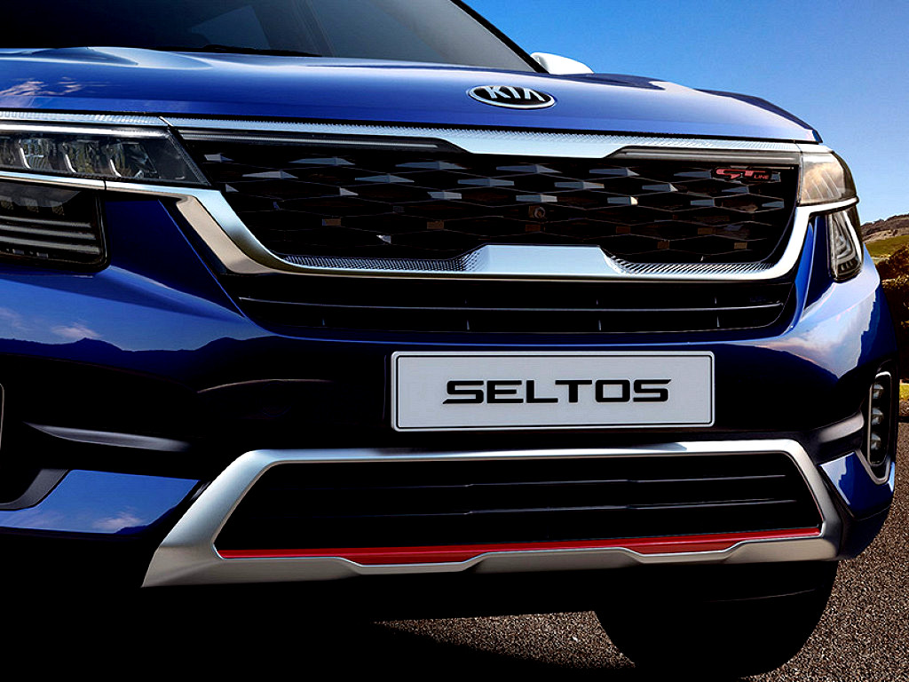 Seltos Vehicle