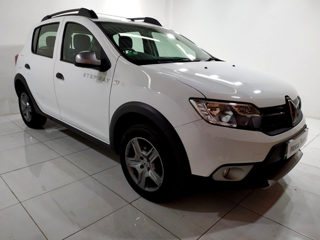 RENAULT 900T STEPWAY EXPRESSION Roodepoort 0307322