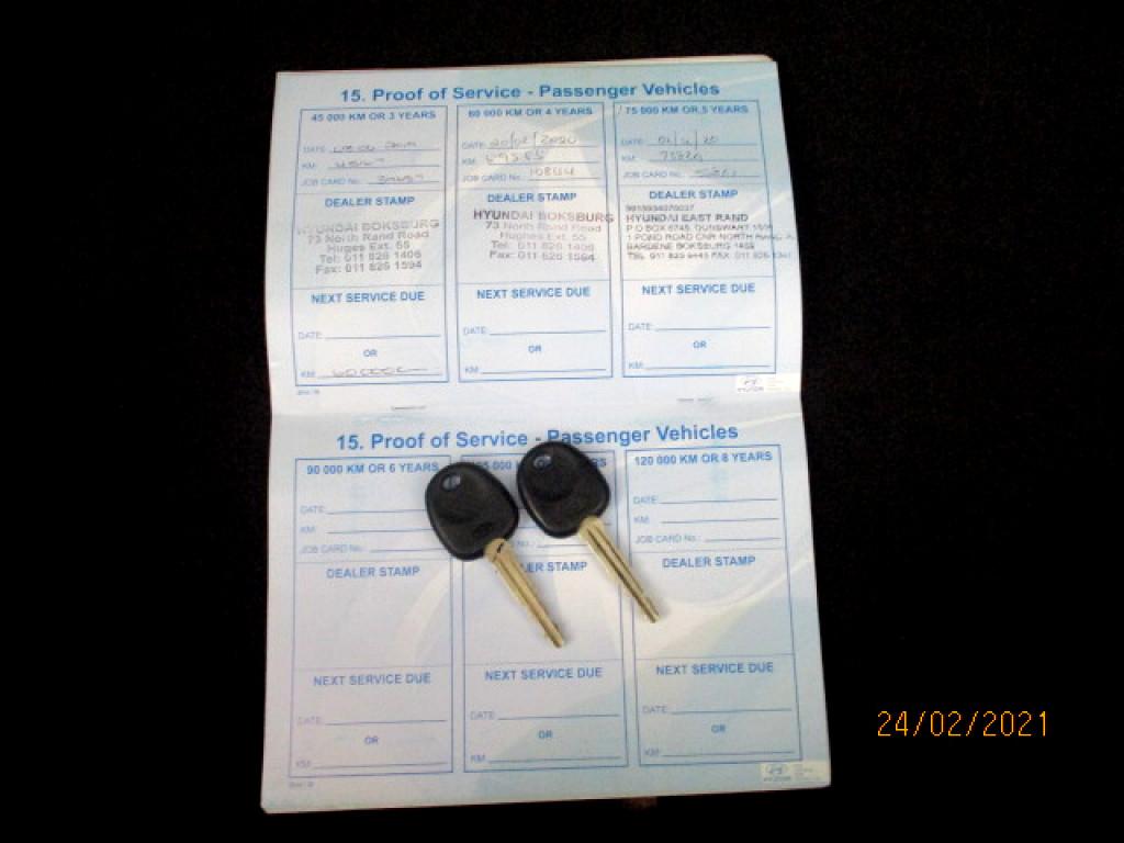 HYUNDAI 1.1 GLS/MOTION Boksburg 20329168