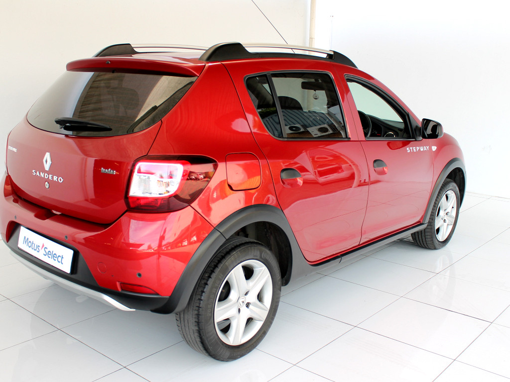 RENAULT 900T STEPWAY Cape Town 2326121