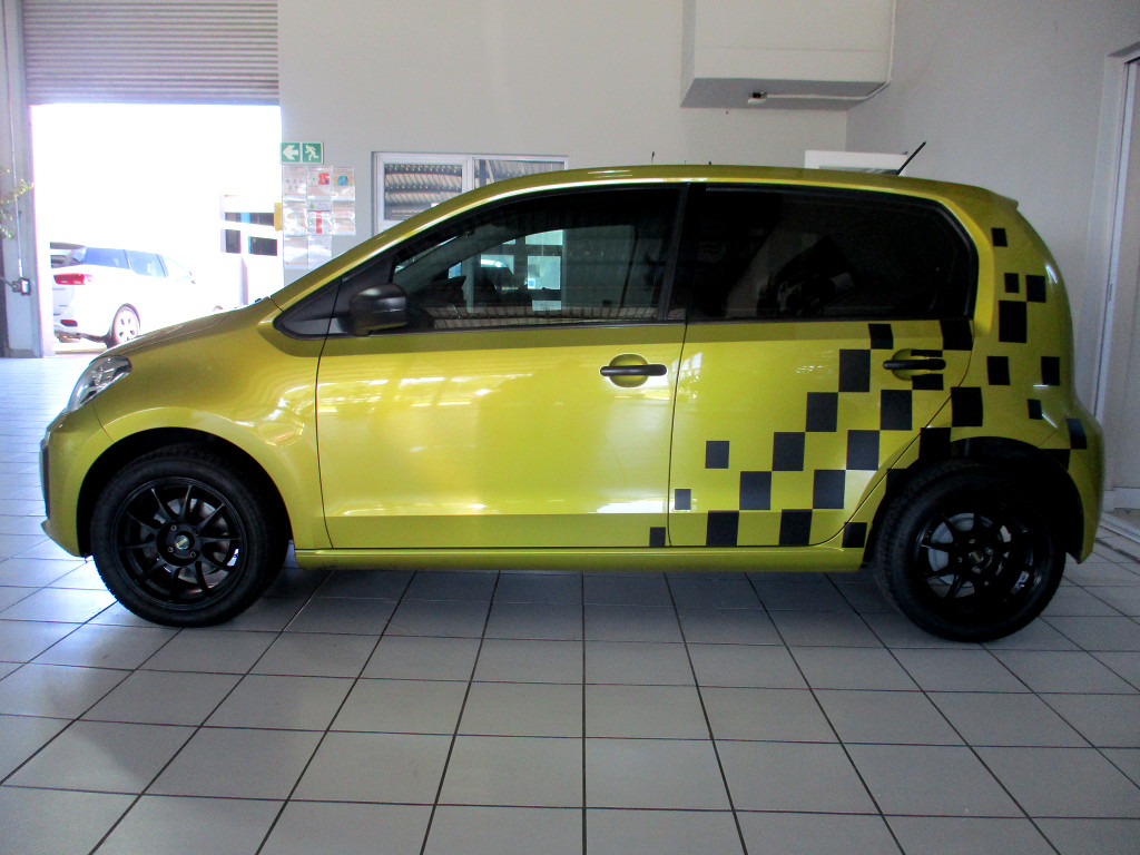 VOLKSWAGEN UP! 1.0 5DR George 5329516