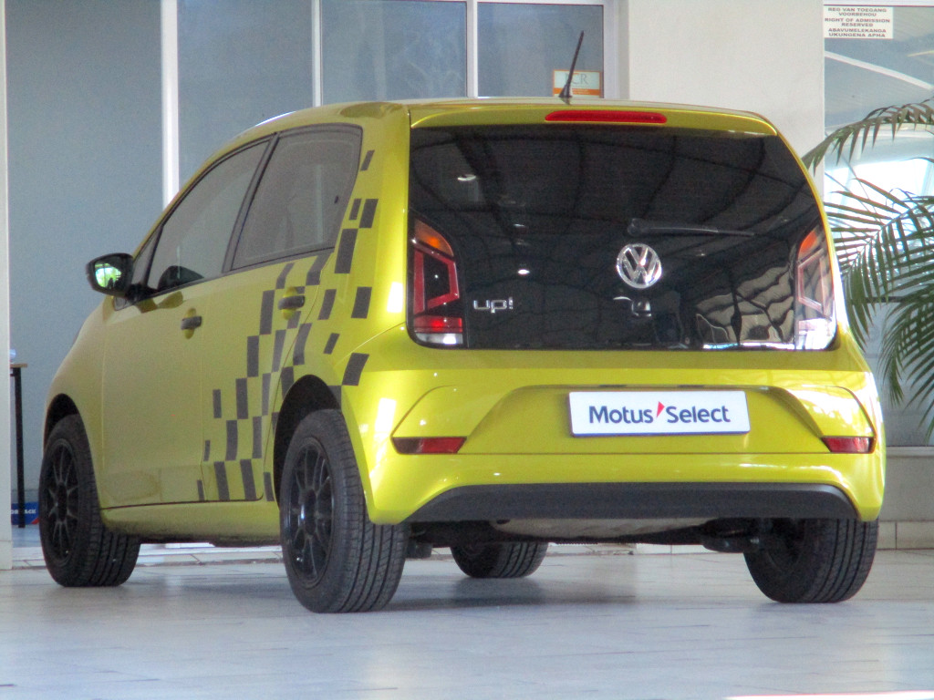 VOLKSWAGEN UP! 1.0 5DR George 2329516