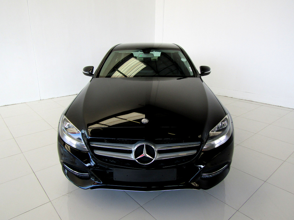 MERCEDES-BENZ C220 BLUETEC A/T Pretoria 1314809