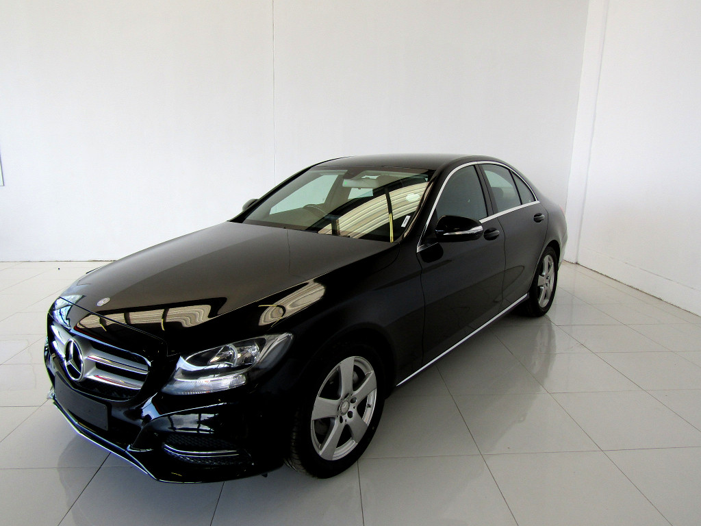 MERCEDES-BENZ C220 BLUETEC A/T Pretoria 2314809
