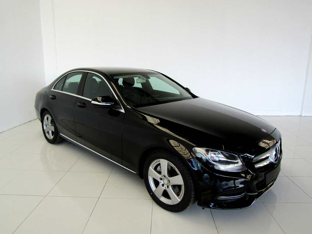 MERCEDES-BENZ C220 BLUETEC A/T Pretoria 0314809