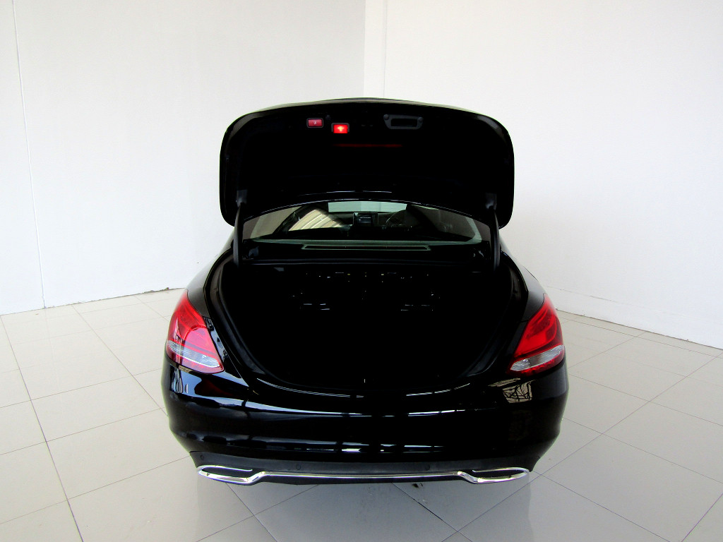 MERCEDES-BENZ C220 BLUETEC A/T Pretoria 6314809