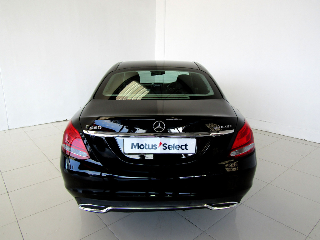 MERCEDES-BENZ C220 BLUETEC A/T Pretoria 4314809
