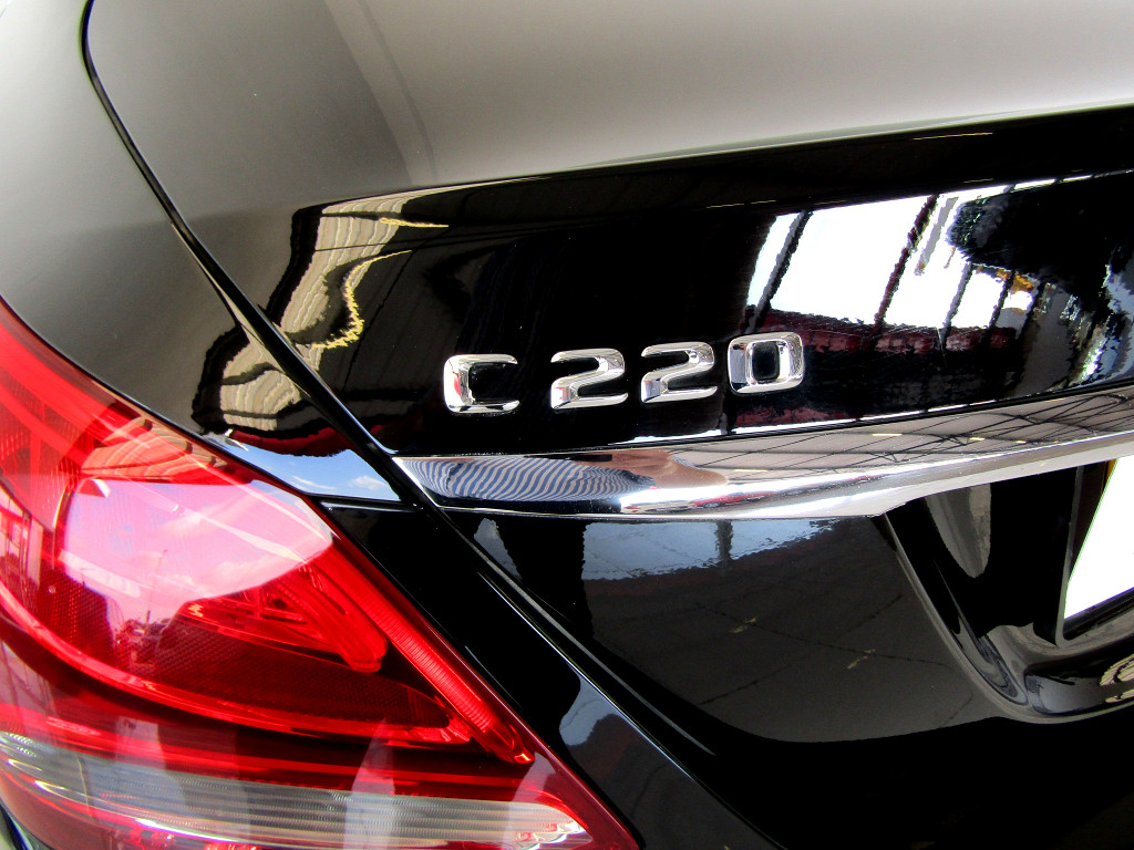 MERCEDES-BENZ C220 BLUETEC A/T Pretoria 19314809