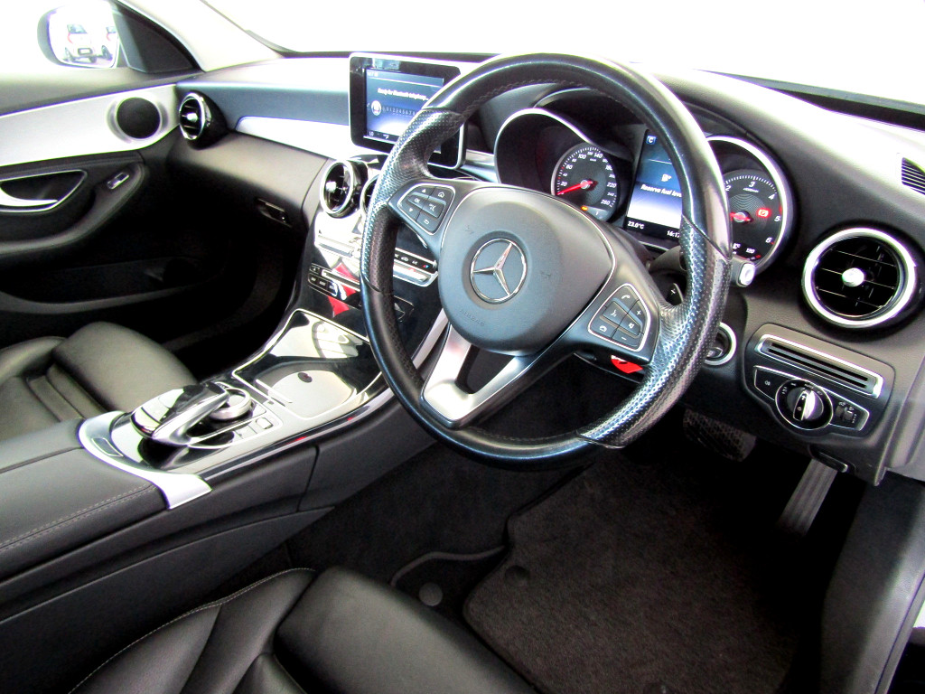 MERCEDES-BENZ C220 BLUETEC A/T Pretoria 8314809