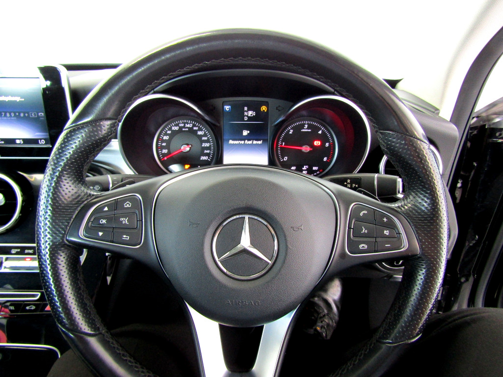 MERCEDES-BENZ C220 BLUETEC A/T Pretoria 9314809
