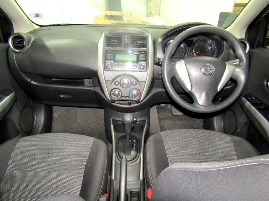 NISSAN 1.5 ACENTA A/T Pinetown 11306628