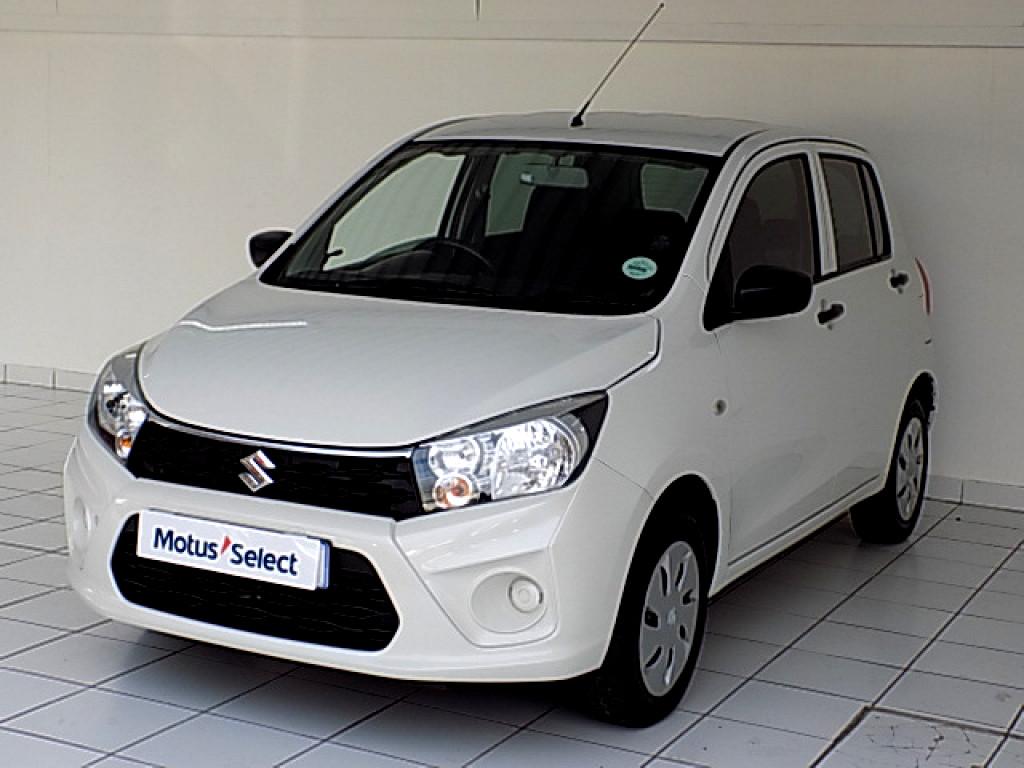 SUZUKI 1.0 GA Durban 1327776