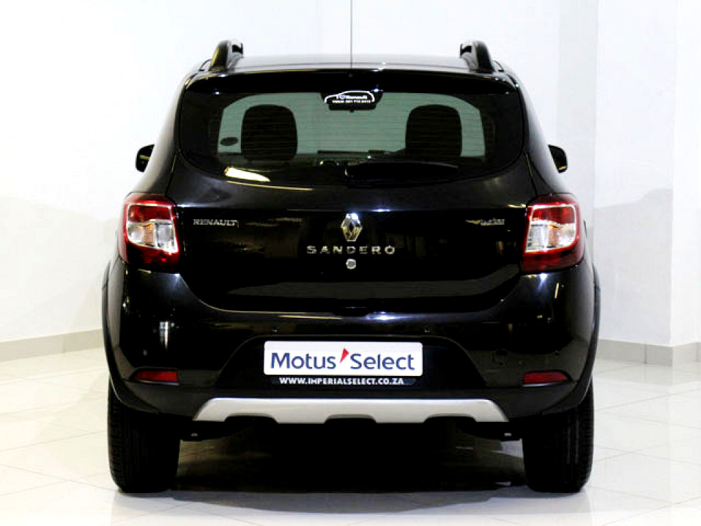 RENAULT 900T STEPWAY Cape Town 22333867