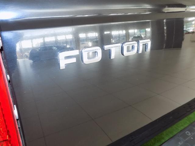 2017 FOTON TUNLAND 2.8 ISF D CAB COMFORT 4X4