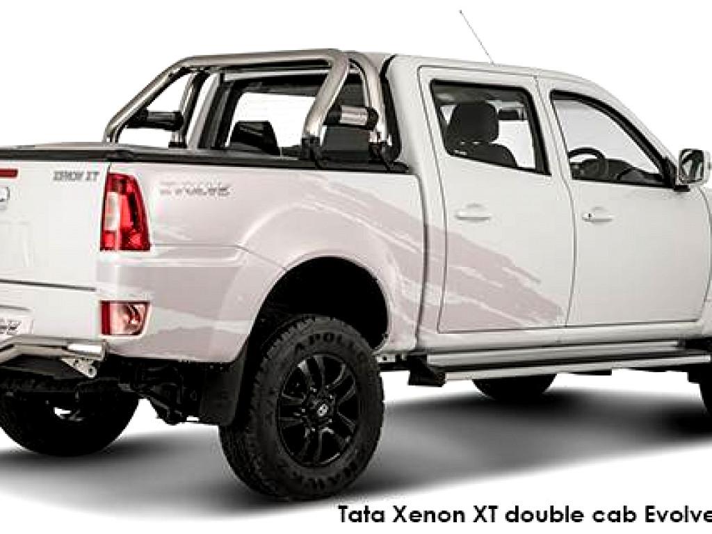 2016 TATA XENON 2.2 4X2 D/CAB EVOLVE