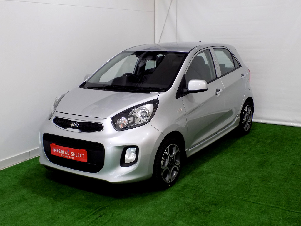 2018 kia picanto 1 2 ex at imperial select pinetown kia. Black Bedroom Furniture Sets. Home Design Ideas