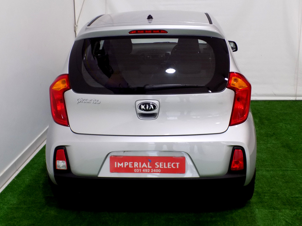 2018 kia picanto 1 2 ex at imperial select pinetown. Black Bedroom Furniture Sets. Home Design Ideas