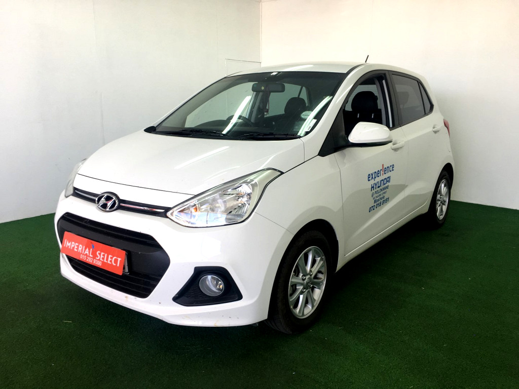 2017 HYUNDAI GRAND i10 FACELIFT 1.2 FLUID