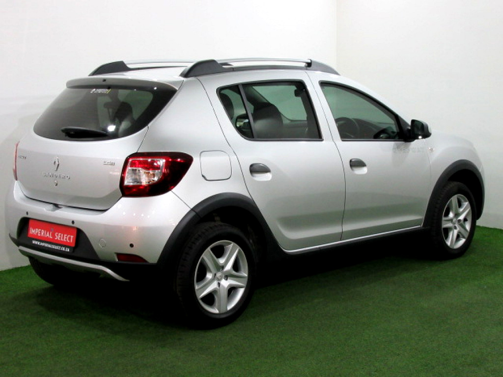 2017 RENAULT SANDERO 0.9 TURBO STEPWAY