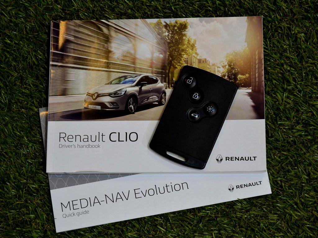 2017 RENAULT CLIO 4 0.9 TURBO EXPRESSION
