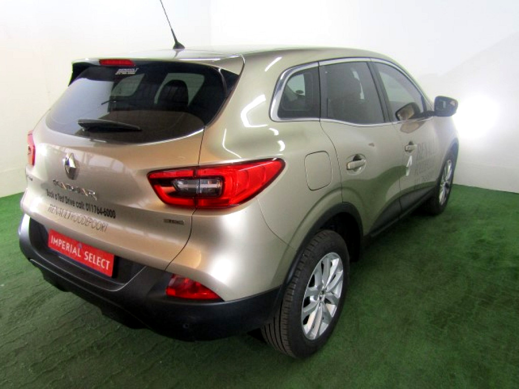 2016 RENAULT KADJAR 1.2 TURBO EXPRESSION