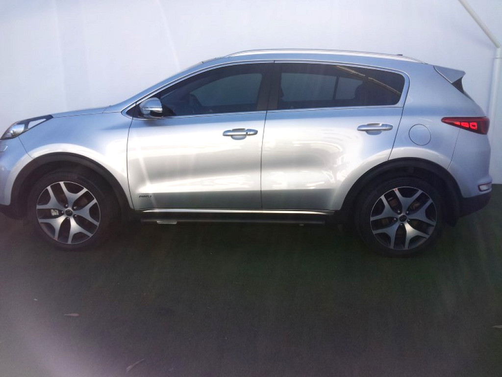 2017 Kia Sportage 1 6 T Gdi Gt Line Awd Dct At Imperial