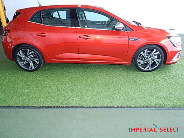 2017 RENAULT MEGANE HATCH 1.6 GT TURBO EDC (AUTO)