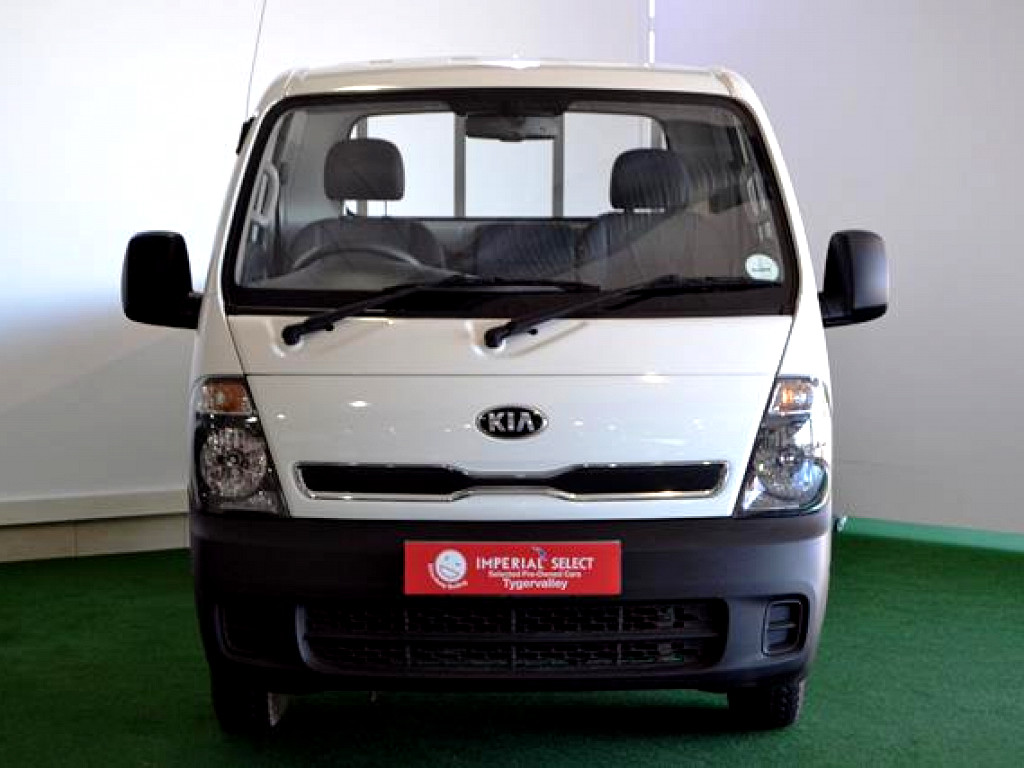 Kia K2700 Double Cab Price >> 2017 KIA K2700 Workhorse Chassis CAB at Imperial Select Tygervalley