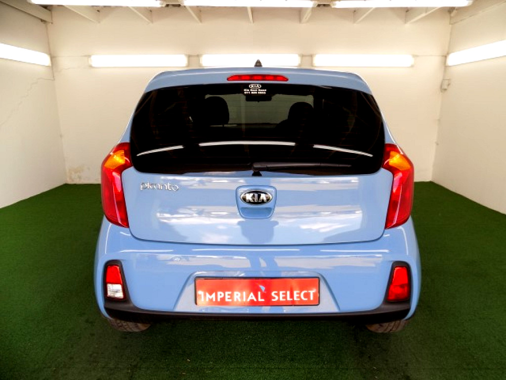 2017 Kia Picanto 1 2 Ex At Imperial Select East Rand