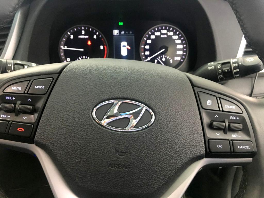 2017 HYUNDAI TUCSON R2.0 CRDi ELITE AT