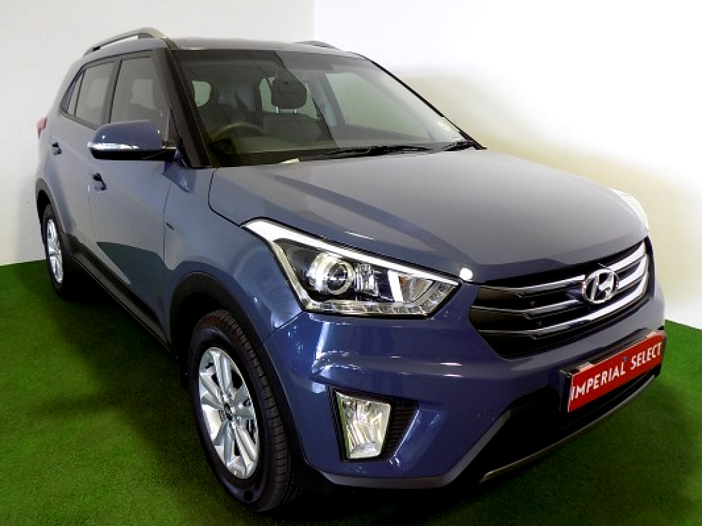 2017 HYUNDAI CRETA 1.6 D EXECUTIVE AT