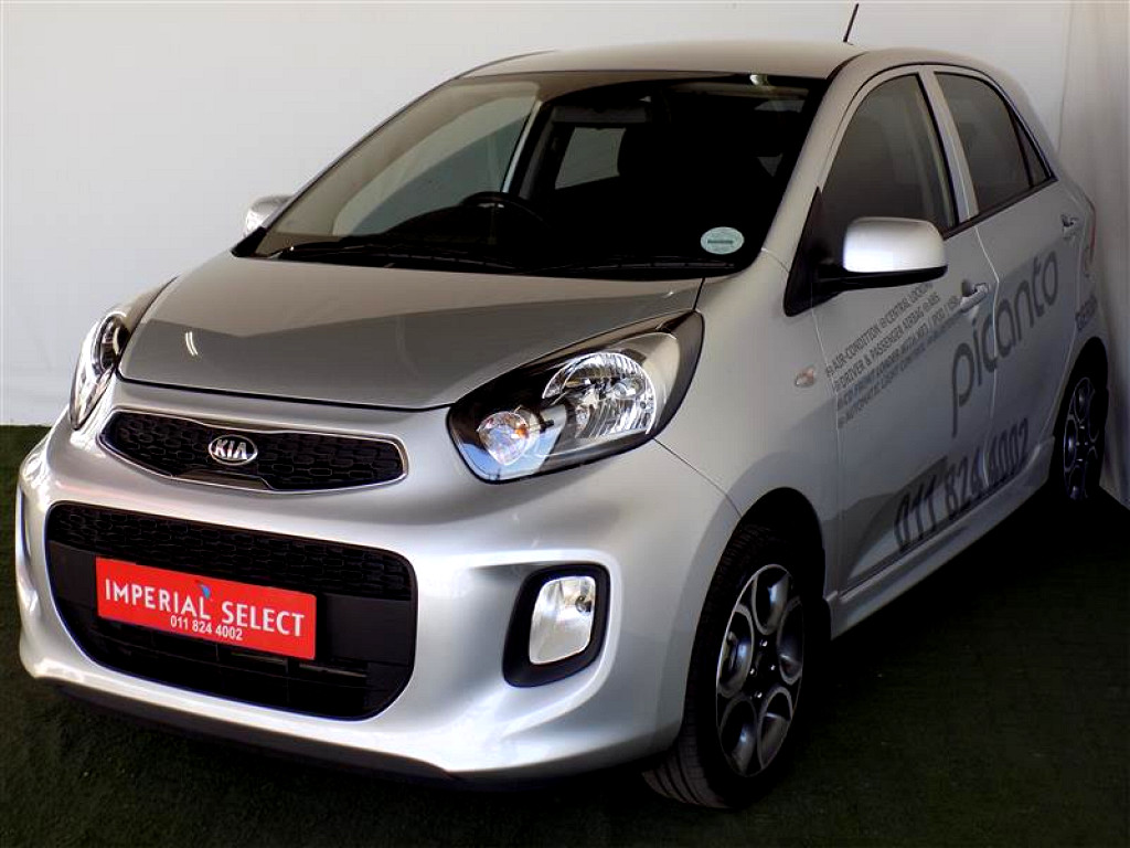 2017 kia picanto 1 2 ex at imperial select germiston. Black Bedroom Furniture Sets. Home Design Ideas