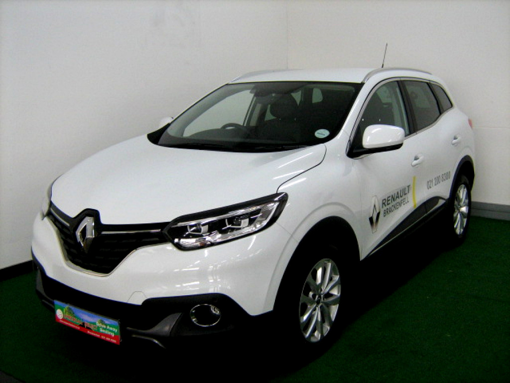 2017 renault kadjar 1 6 dci dynamique 4x4 at imperial select brackenfell. Black Bedroom Furniture Sets. Home Design Ideas