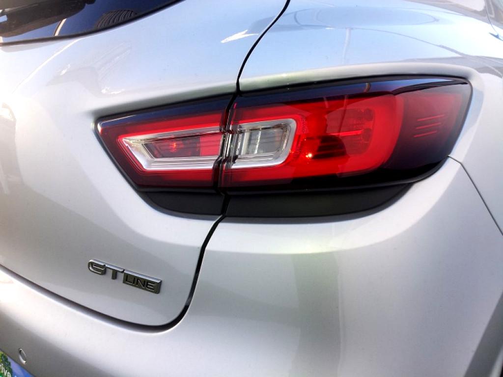 2017 RENAULT CLIO 4 1.2 TURBO GT‑LINE