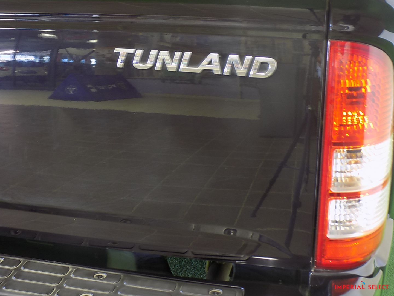 2016 FOTON TUNLAND 2.8 ISF D CAB LUXURY 4X4