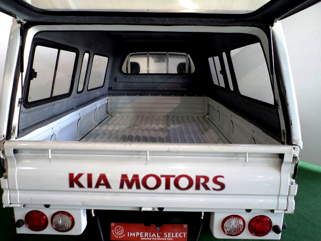 2017 Kia K2700 Workhorse At Imperial Select Tygervalley