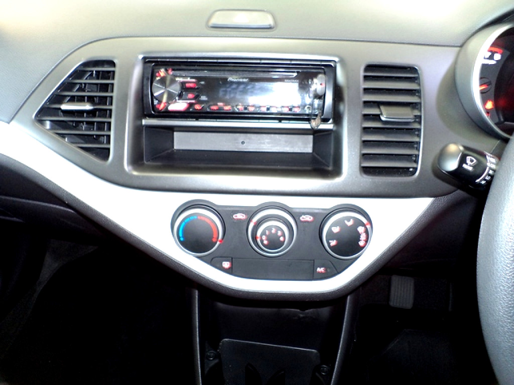 2017 Kia Picanto 1 2 Ls At Imperial Select Tygervalley
