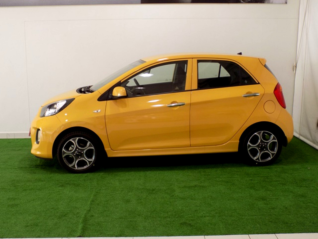 2017 Kia Picanto 1 2 Ex At Imperial Select Pinetown