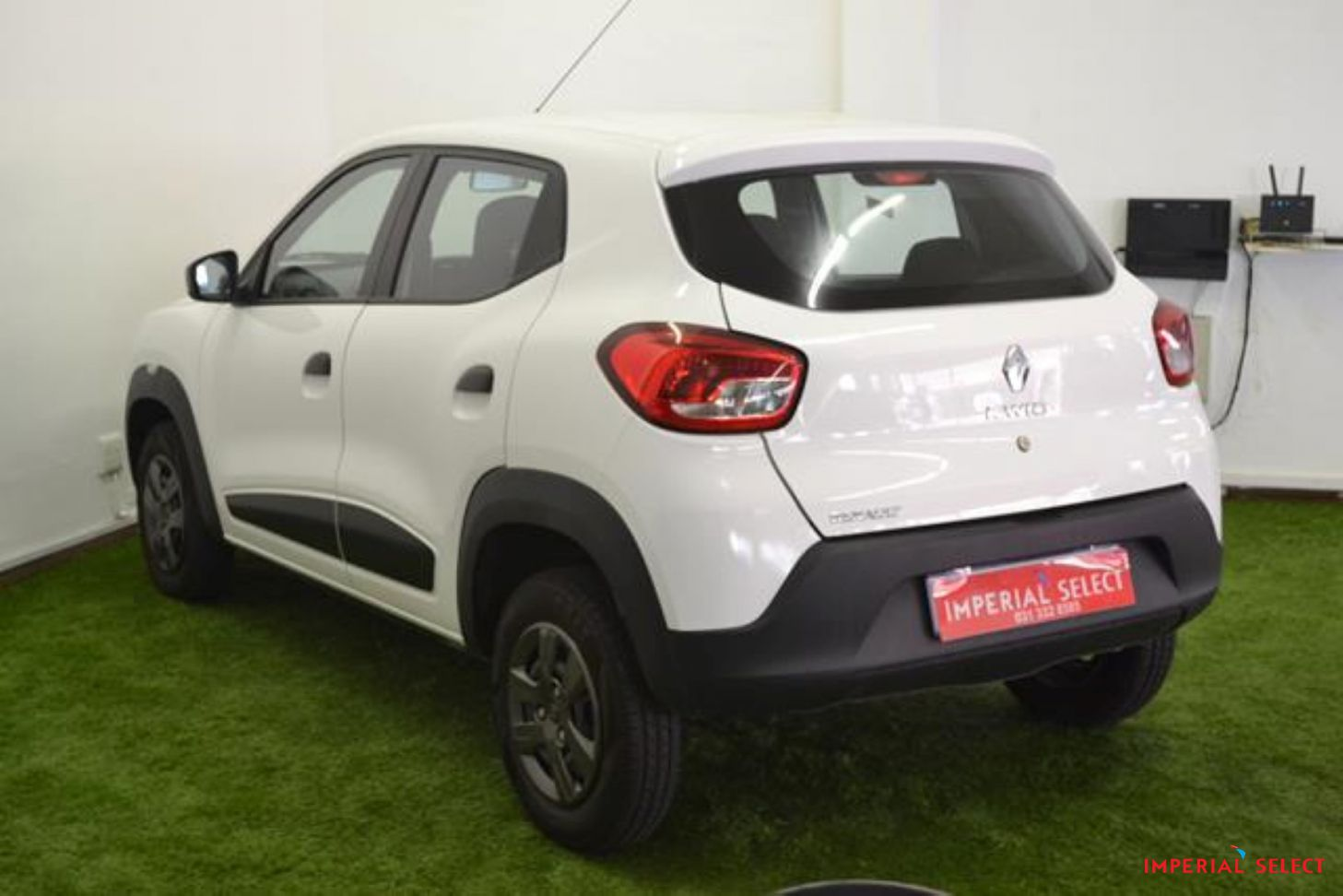 2017 Kwid 47kw Dynamique At Imperial Select Durban