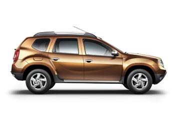 Brown Car thumb