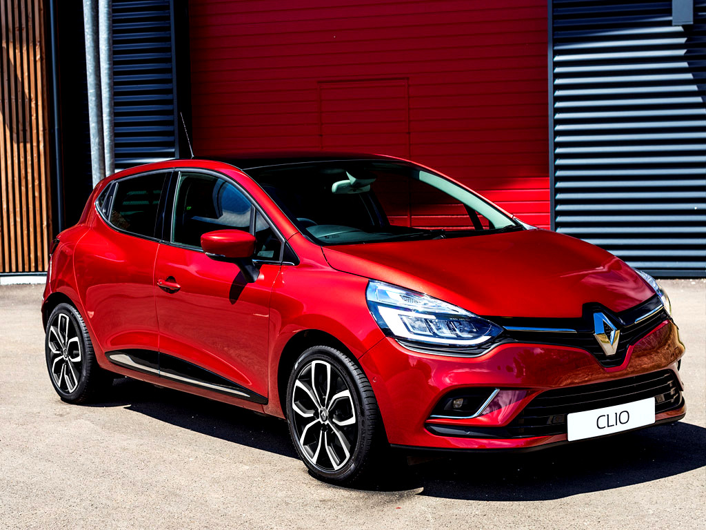 2017 renault clio 4 1 2 expression turbo hatchback renault select. Black Bedroom Furniture Sets. Home Design Ideas