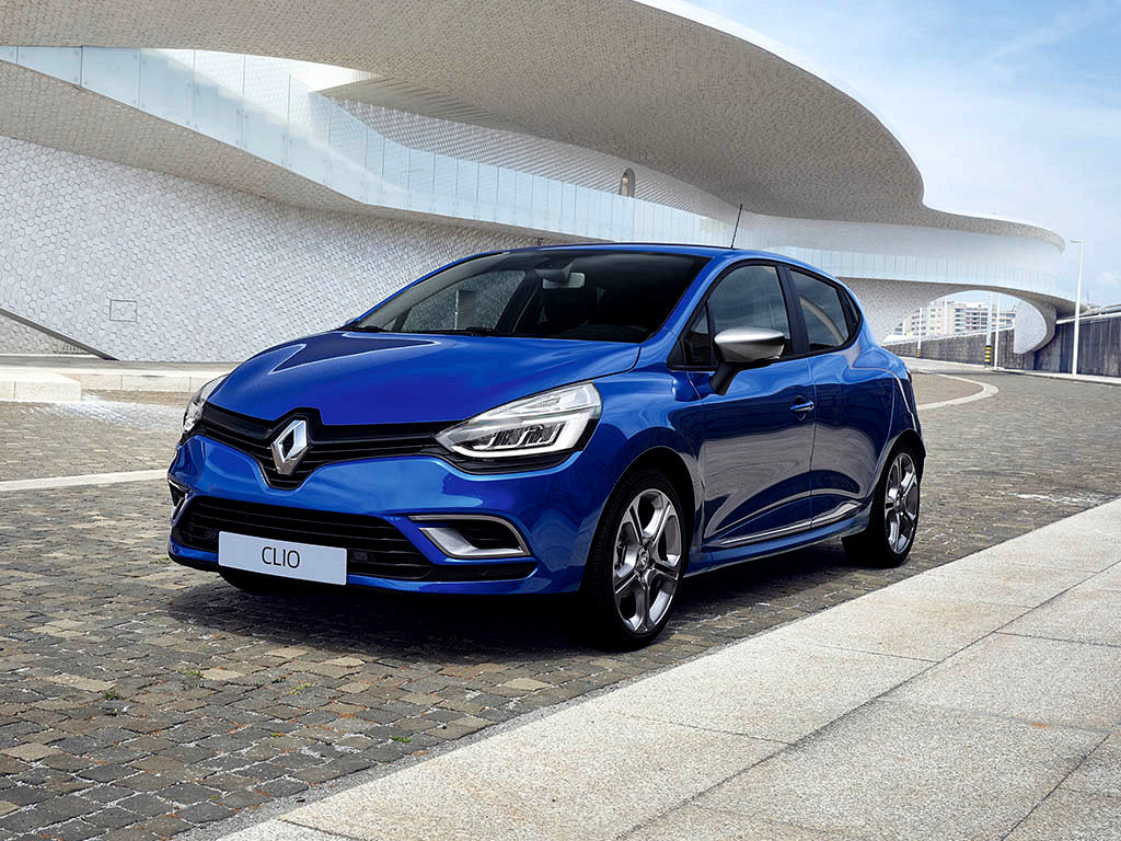 2017 renault clio 4 1 2 turbo gt line hatchback renault select. Black Bedroom Furniture Sets. Home Design Ideas