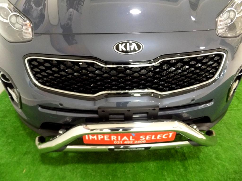 2017 Kia Sportage 2 0 Crdi Ex 4x2 At At Imperial Select