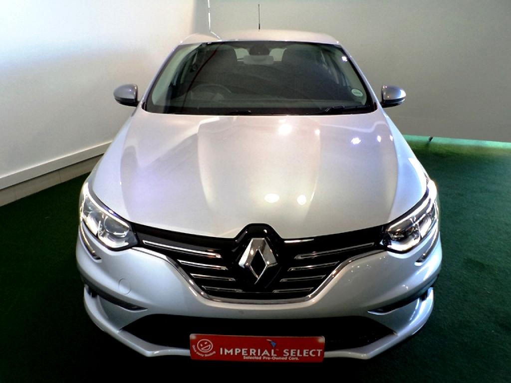 2017 Megane IV GT EDC