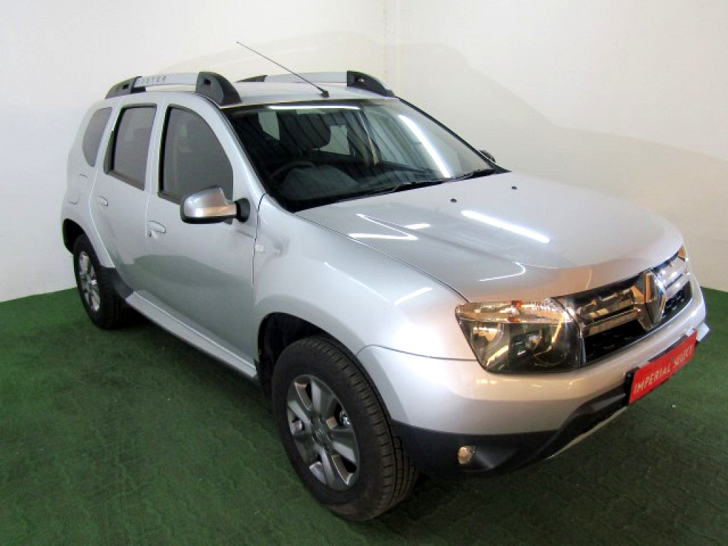 2016 NEW DUSTER 1.5 DCI 4X2 DYNAMIQUE