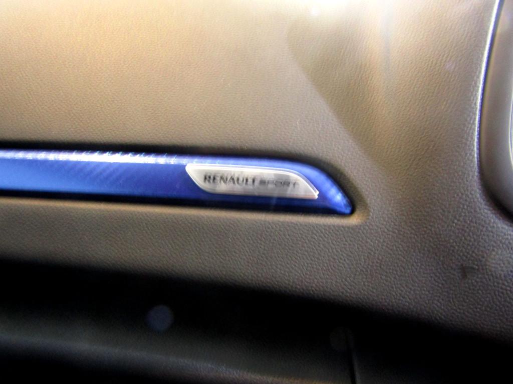 2017 RENAULT Megane IV 1.6 GT TURBO