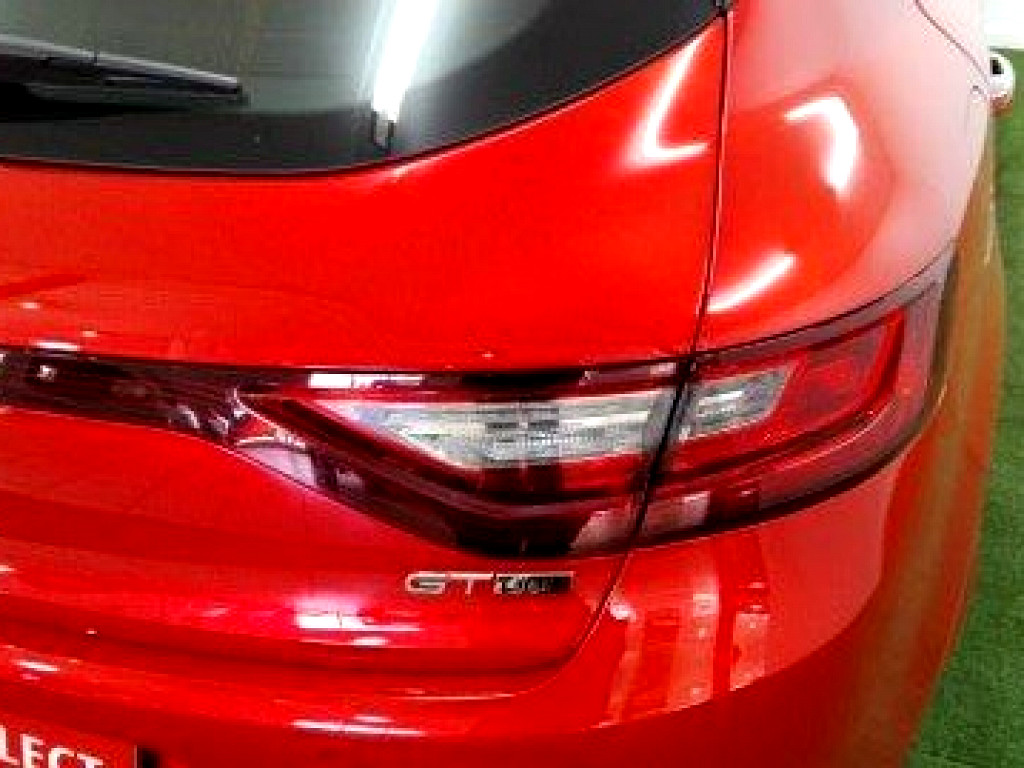2017 Megane IV  GT‑Line Turbo