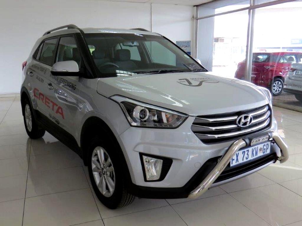 2017 Hyundai Creta 1 6 Executive At Imperial Select