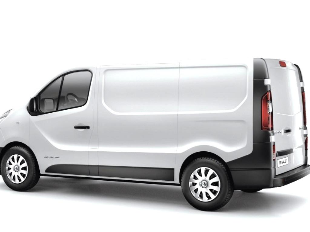 2017 renault trafic 1 6 dci panel van light commercial vehicle 1 ton renault select. Black Bedroom Furniture Sets. Home Design Ideas