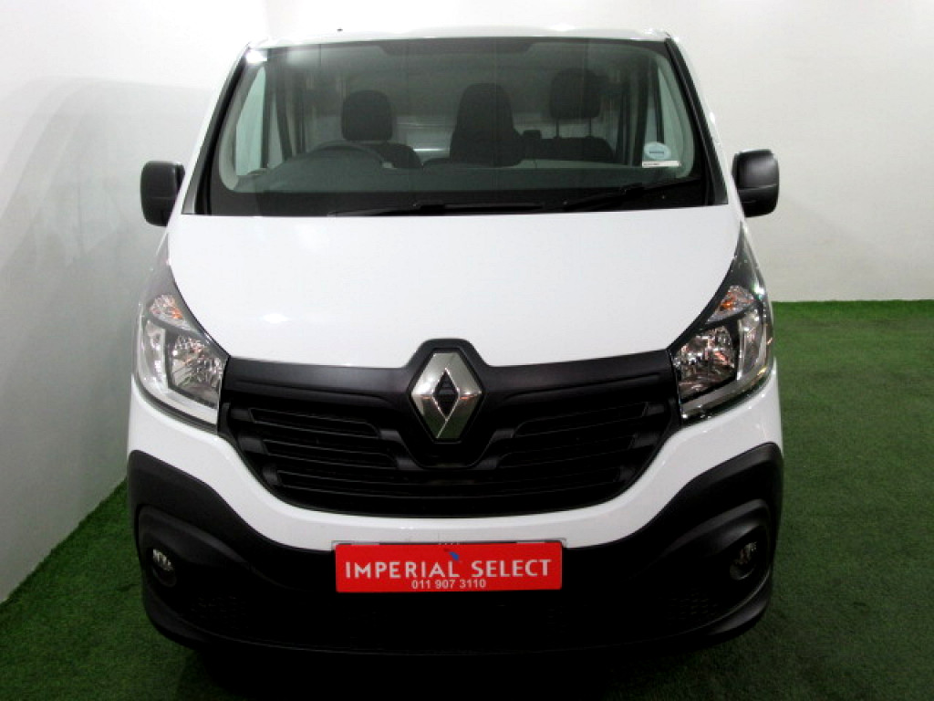 2017 Trafic 1.6 dCi